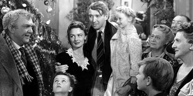 Chicago Symphony Center premieres It's a Wonderful Life with live orchestra