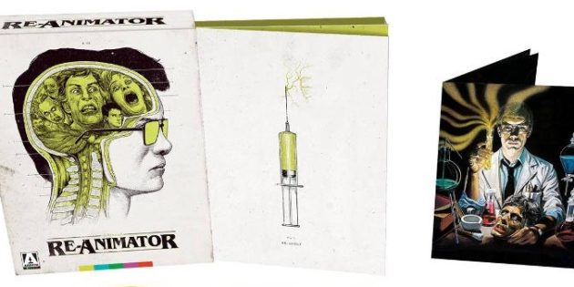 Re-Animator: Limited Edition